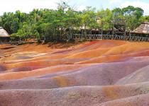 Шамарель – семицветные пески