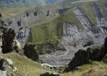 Ущелье Кала-Кулак в Приэльбрусье