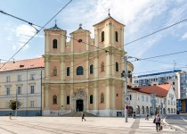 Церковь Святой Троицы (Церковь тринитариев)