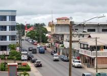 Город Нукуалофа