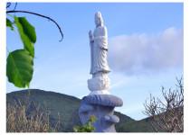 Статуя Богини Милосердия