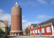 Водонапорная башня Кокколы