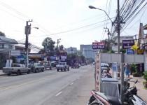 Улица Наклуа в Паттайе
