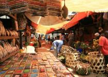 Рынок специй и фруктов на Занзибаре