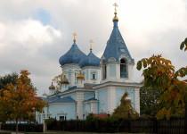 Церковь Святого Великомученика Феодора Тирона