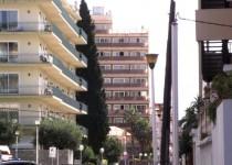 Район гостиниц в Калелье