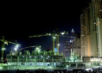 Здания Al Fattan Crystal Towers
