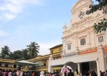 Церковь Богоматери Милосердия в Колве