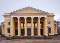 Летний театр парка имени М. В. Фрунзе