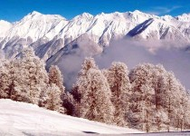 Горнолыжный курорт Альпика-Сервис