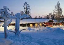 Лыжный курорт Саариселка