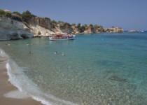 Пляж Сарантарис
