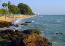 Пляж Джомтьен