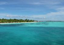 Пляж острова Куда Хуара