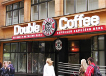 Кафе Double Coffee Strelnieks
