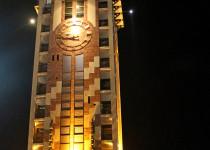 Башня с часами на Пьяцца