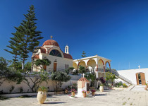 Монастырь Арсани