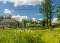 Деревня Растовка