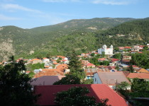 Деревня Ороклини