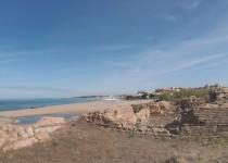 Древнеримские бани в Скафидье