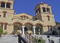 Монастырь Успенья Богоматери Ксении (Паралия Катерини)