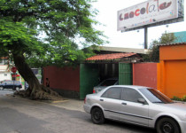Район Ломас-Вердес в Сан-Сальвадоре