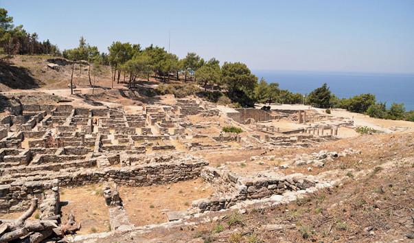 Древний город Камирос: описание, фото, контакты, гиды, экскурсии