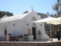 Церковь Константина и Елены в поселке Гувес