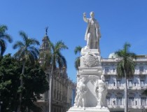 Памятник Хосе Марти