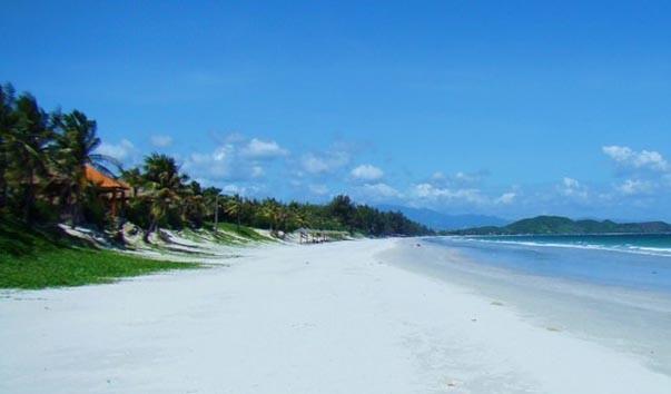 Вьетнам нячанг пляж зоклет