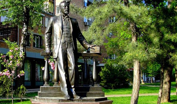 Цена на памятники на ростова на дону официальный сайт памятники екатеринбурга и их история создания