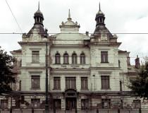 Бывший железнодорожный вокзал «Прага – Вышеград»