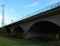 Железнодорожный мост в Фюрте