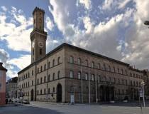 Здание мэрии в Фюрте