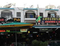 Бар Crocodile Pub