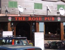 Бар The Rose Pub