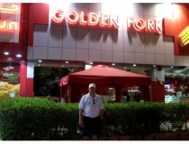 Кафе Golden Fork в Дубаи