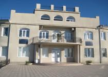 Здание поселкового совета Симеиза