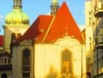 Костел Святого Войтеха в Праге