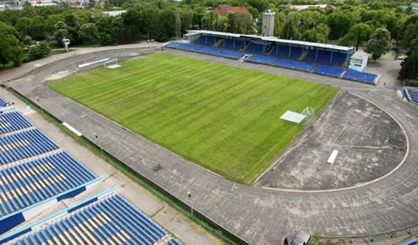 Стадион балтика схема