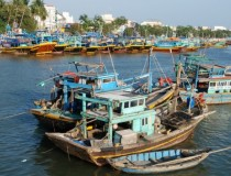 Рыбацкий порт Фантьета