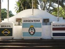 Мемориал дружбы между Аргентиной, Бразилией и Парагваем