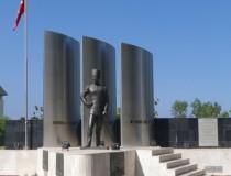 Памятник Мустафе Эртугрулу
