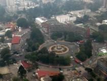 Площадь Испании в Гватемале