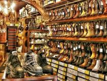 Магазин ковбойской обуви Корбетос Бутс