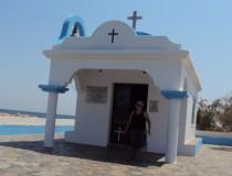 Церковь Всех Апостолов в бухте Фалираки