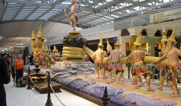 Аэропорт Суварнабхуми: описание, фото, контакты, гиды, экскурсии