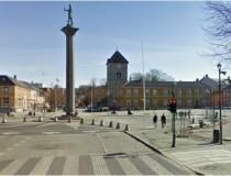 Памятник Олаву Трюггвасону в Тронхейме