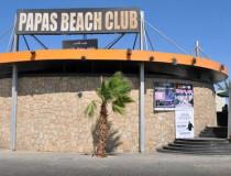 Ночной клуб Papas Beach Club