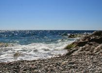 Нудистский пляж Кацивели